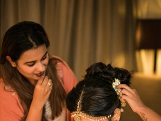 Ayush and Soumya's wedding in Indore, Indore 36