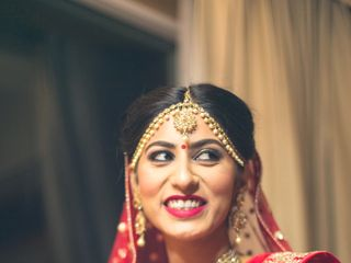 Ayush and Soumya's wedding in Indore, Indore 40