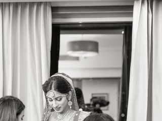 Ayush and Soumya's wedding in Indore, Indore 46