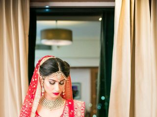 Ayush and Soumya's wedding in Indore, Indore 47