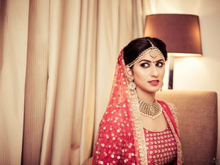 Ayush and Soumya's wedding in Indore, Indore 48