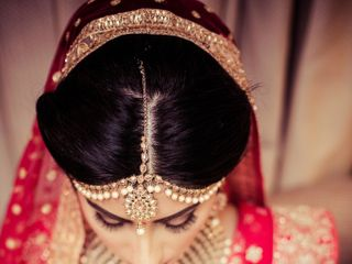 Ayush and Soumya's wedding in Indore, Indore 49