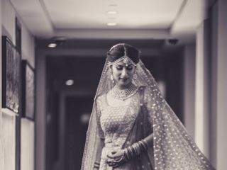 Ayush and Soumya's wedding in Indore, Indore 53