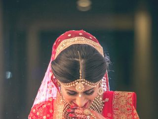 Ayush and Soumya's wedding in Indore, Indore 54
