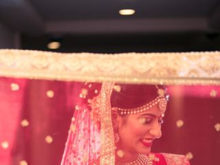 Ayush and Soumya's wedding in Indore, Indore 56