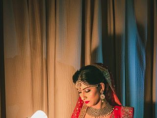 Ayush and Soumya's wedding in Indore, Indore 58