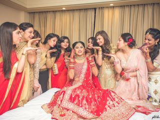 Ayush and Soumya's wedding in Indore, Indore 59
