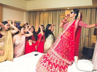Ayush and Soumya's wedding in Indore, Indore 60