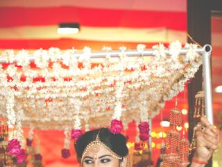 Ayush and Soumya's wedding in Indore, Indore 64