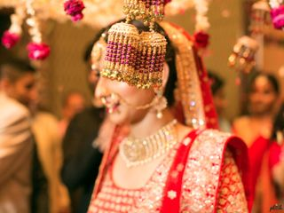 Ayush and Soumya's wedding in Indore, Indore 65