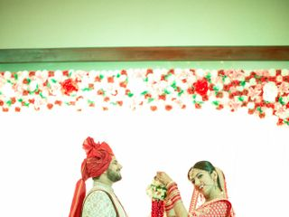 Ayush and Soumya's wedding in Indore, Indore 70