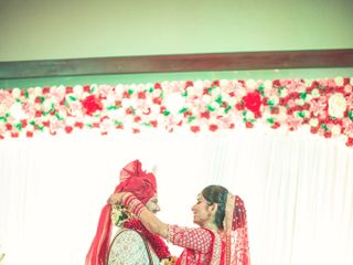 Ayush and Soumya's wedding in Indore, Indore 71