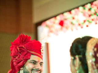 Ayush and Soumya's wedding in Indore, Indore 72