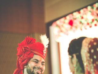 Ayush and Soumya's wedding in Indore, Indore 73
