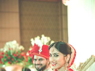 Ayush and Soumya's wedding in Indore, Indore 74