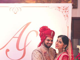 Ayush and Soumya's wedding in Indore, Indore 75