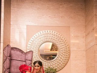 Ayush and Soumya's wedding in Indore, Indore 80