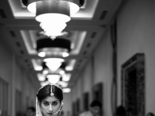 Ayush and Soumya's wedding in Indore, Indore 86