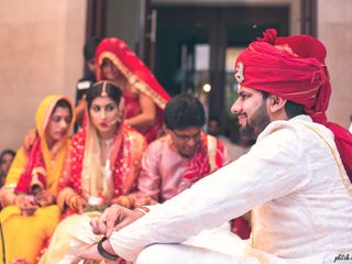 Ayush and Soumya's wedding in Indore, Indore 88