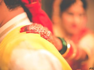 Ayush and Soumya's wedding in Indore, Indore 96