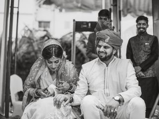 Ayush and Soumya's wedding in Indore, Indore 100