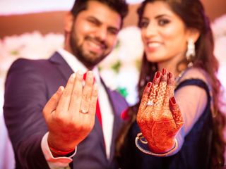 Ayush and Soumya's wedding in Indore, Indore 101