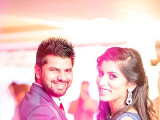 Ayush and Soumya's wedding in Indore, Indore 102