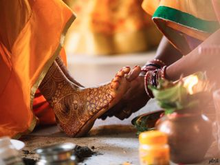 Ayush and Soumya's wedding in Indore, Indore 105