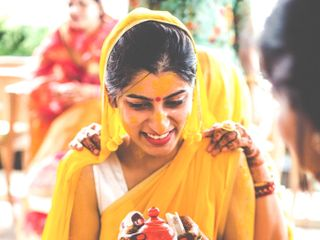 Ayush and Soumya's wedding in Indore, Indore 107
