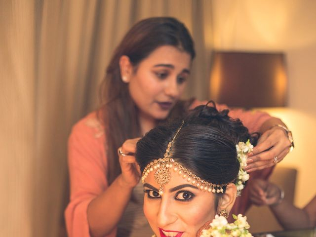 Soumya and Ayush's wedding in Indore, Madhya Pradesh 1