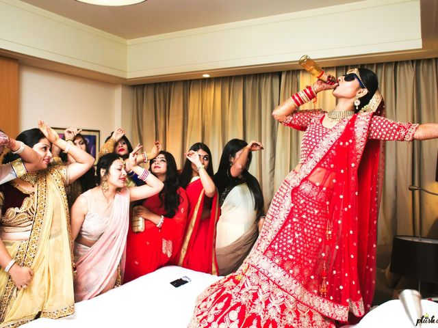 Ayush and Soumya's wedding in Indore, Indore 2