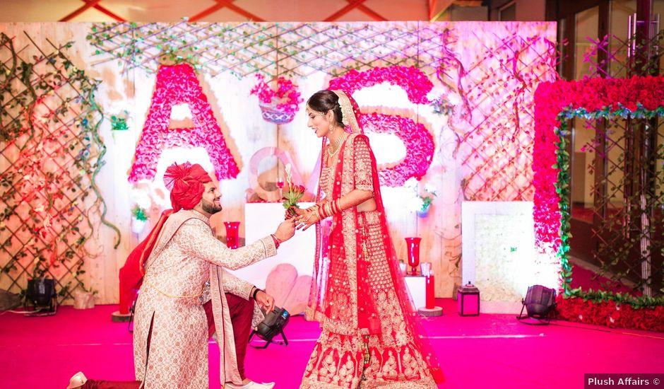 Soumya and Ayush's wedding in Indore, Madhya Pradesh