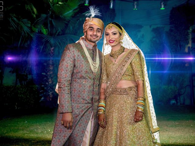 The wedding of Himani and Rohan
