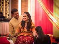 The wedding of Kaushiki and Kushal 3