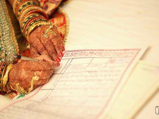 The wedding of Shaishtha and Akbar 2