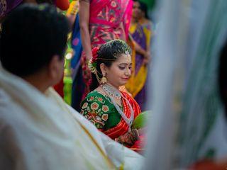 The wedding of Pavan and Ratna