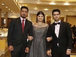 The wedding of Lipi and Badal 1