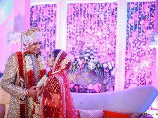 The wedding of Archana and Hitesh