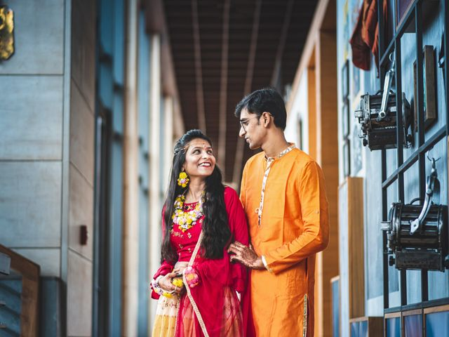 The wedding of Harshita and Sarvottam