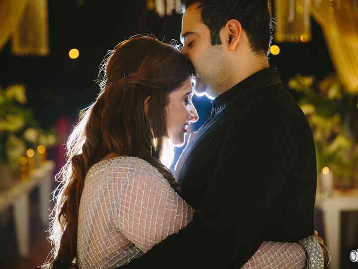 The wedding of Neha and Karan