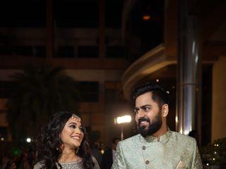 The wedding of Pranjuli and Tarun 1