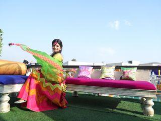 The wedding of Raghvi and Nakul 3