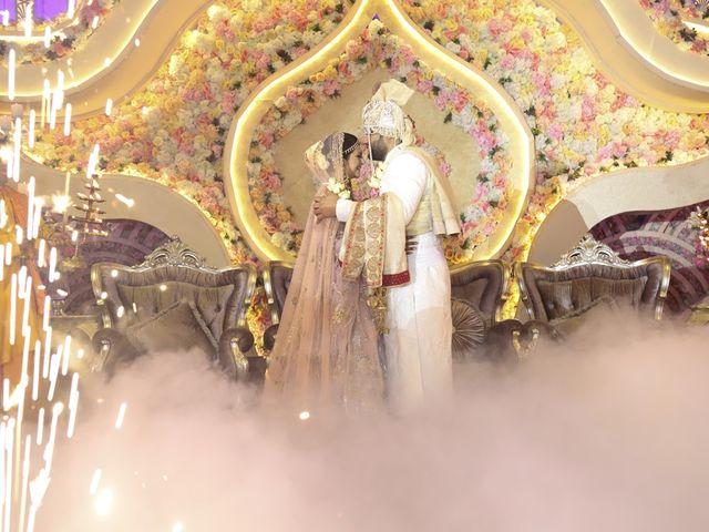 The wedding of Raghvi and Nakul