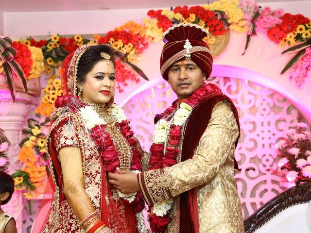 The wedding of Khushboo and Umesh