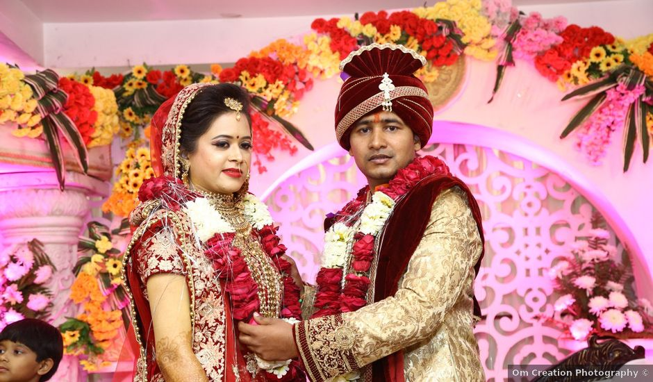 Umesh and Khushboo's wedding in Bareilly, Bareilly