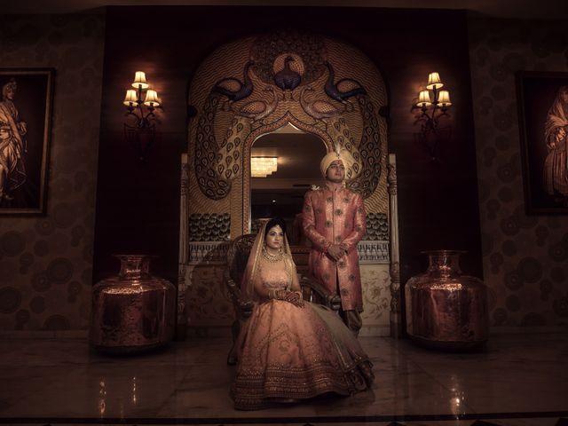 The wedding of Deepika and Amit