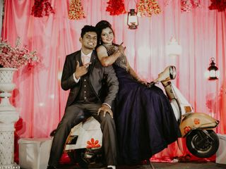 The wedding of Purva and Anup 3