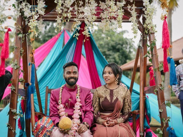 The wedding of Priyanka and Rohan