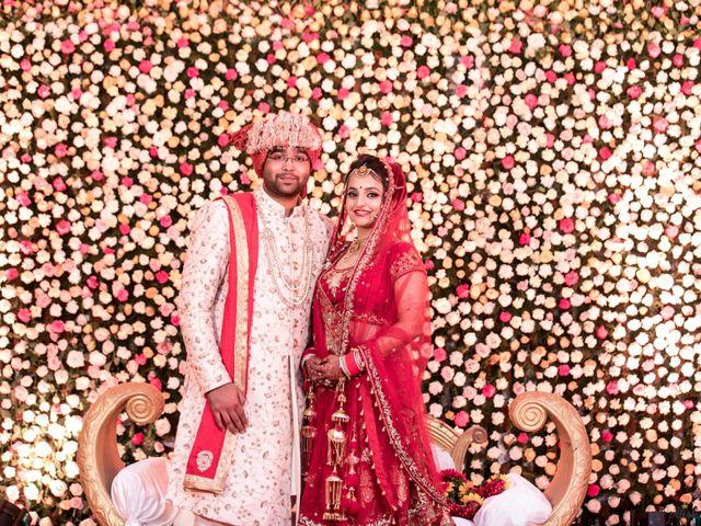 The wedding of Smriti and Rishabh