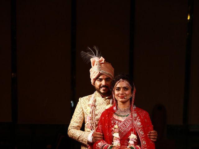 The wedding of Preeti and Rahul